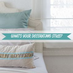 What's your decorating style? We may have hundreds of pieces of high-quality furniture for your home, in styles that suit all tastes. But what if you're not quite sure of your style? Fear not! Bree is here to help. Let's figure it out together, click the picture! #Decor #furniture #firsttimehomeowner