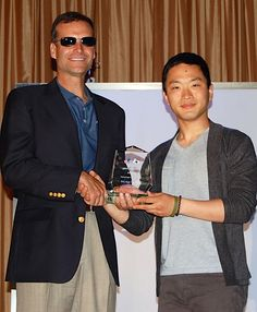Congratulations to PFC Park (A Co) for winning volunteer of the year award.