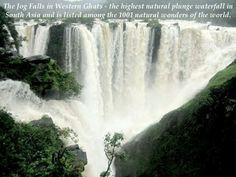 Jog falls, shimoga district karnataka India 🇮🇳
