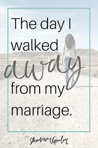 The Day I Walked Away From My Marriage, #infidelity, #marriage, relationships #adultery Saving Your Marriage, Save My Marriage, Marriage Advice, Marriage Infidelity, Fierce Marriage, Broken Marriage, Godly Marriage, Relationship Advice, Infidelity Quotes