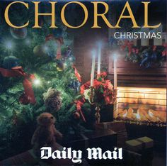 CHORAL CHRISTMAS - PROMO CD (2016) CROUCH END FESTIVAL CHORUS / 15 TRACKS #Christmas Christmas Cds, Crouch End, O Holy Night, Silent Night, Jingle Bells, Holiday Decor, Holy Night