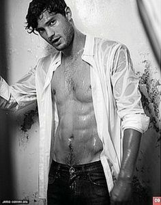 Jamie Dornan - If I am REALLY good for the rest of the year, can I have him for Christmas?