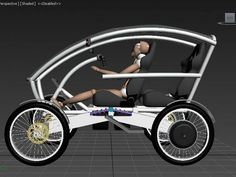 James Codd (deleted) is raising funds for Leron Xcalibur on Kickstarter! This life enhancing vehicle could certainly add to your life. Off Grid, Go Kart Steering, Vw Dune Buggy, Mom Dad Baby, Trike Bicycle, Electric Tricycle, Reverse Trike, Concept Motorcycles, City Car