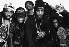 A$AP Mob Invaded Tokyo   Video