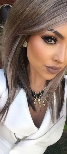 51 blonde and brown hair color ideas for summer 2019 - new site 51 blonde and . - 51 blonde and brown hair color ideas for summer 2019 – new site 51 blonde and brown hair color id - Ash Brown Hair Color, Light Brown Hair, Cool Hair Color, Brown Blonde, Brown Colors, Summer Brown Hair, Caramel Blonde, Ash Hair Colors, Gray Hair
