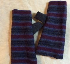 C66 maroon gray merino wool felt by mcleodhandcraftgifts on Etsy
