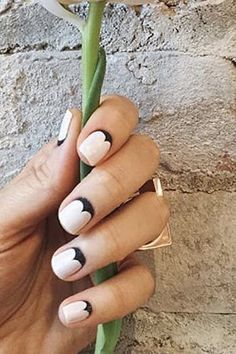 5 New Nail Art Ideas to Try This Fall via @PureWow