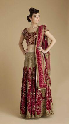 Varun Bahl - Couture Rani