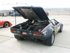 One Of The Coolest Cars Ever Made; The Pantera GT5