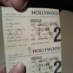 Godzilla.. awesome!