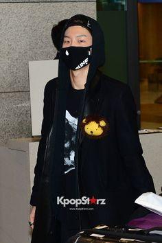 YG WINNER's Hoon @ Incheon Airport Back from Nagoya - Dec 16, 2013