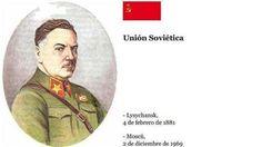 Kliment Voroshilov (Unión Soviética) | World War II Social Place