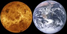 If you could hop in a time-traveling spacecraft, go back three billion years and land any place in our solar system, where would you want to end up? Earth, with its barren continents and unbreathable atmosphere? Or Mars, a chillier version its big brother? Wait, what about Venus?