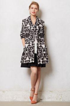 Hesa Cord Coat
