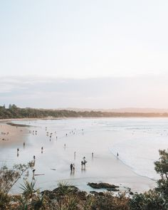 Byron Bay, Australia // Photo by Carley Rudd Byron Bay, Australien // Foto von Carley Rudd Byron Bay Beach, Great Barrier Reef, Cairns, Work And Travel Australia, Denver Colorado, The Places Youll Go, Places To Go, Wanderlust, Australia Photos