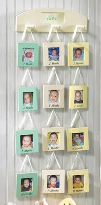 Baby First Year Monthly Photo Hanging Frames 697 But I Could