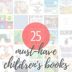25 Must-have childre