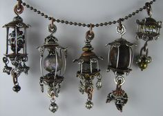 1 Stop Bead Shop: Janice Berkebile Coming Soon to 1 Stop Bead Shop Beads Jewelry, Wire Wrapped Jewelry, Metal Jewelry, Pendant Jewelry, Wire Crafts, Jewelry Crafts, Jewelry Art, Handmade Jewelry, Jewelry Design