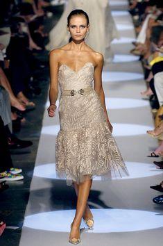 Perfect Badgley Mischka dress