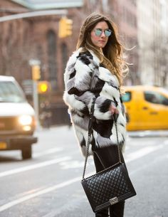 Winter Style-Faux Real!
