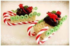Christmas Sleigh Treats