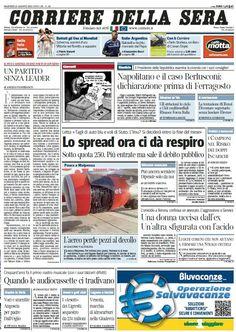 Il Corriere della Sera (13-08-13) Italian | True PDF | 44 pages | 13,99 Mb