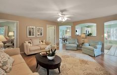 Lives Like a Home, Turnkey Condo with Over 1,700 Sq Ft and one car garage, Snowbird Ready in Naples Florida shopnaplesflhomes.com