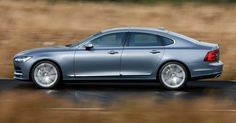 China-Made Volvo S90L Coming To US, Europe #China #Reports