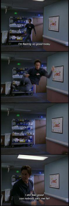 Why I love scrubs!