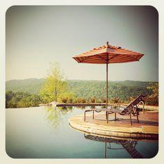 Poolside Zen - Bluegreen Wilderness Club™ at Big Cedar® in Ridgedale, MO - a Bluegreen Vacations resort #BluegreenVacations #BluegreenResorts