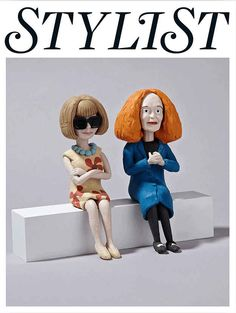 Here's A Play-Doh Sculpture Of Anna Wintour - BuzzFeed Mobile