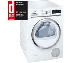 Recenze Siemens WT47W540 BY kondenzační - sušička prádla, hodnocení: ONLINESHOP.cz