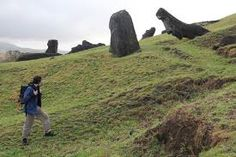 easter island statues - Google Search Easter Island Statues, Polynesian People, Google Search