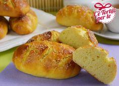 Ecco la #colazione perfetta per tutti: #brioches al #kamut.  Gusto e benessere in un solo morso…  Clicca e scopri la ricetta…