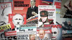 La rusofobia en RU revela el pánico en el poder establecido.