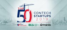 The 50 most promising startups in the construction ecosystem of 2019   Trade Hounds Robotics Companies, Tech Companies, Innovative Companies, Ups And Downs, Cloud Based, Trading Company, Startups, Innovation, Construction