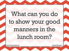 FREE 2nd Grade Morning Messages- good for class meetings