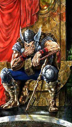 Thor by John Barros da Silveira