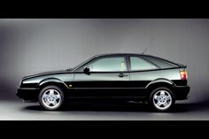 VW Corrado VR6: the first one I saw I thought was the best VW body kit I'd had ever seen not knowing it was an actual model.