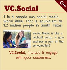 Good information on Social Media for the Rio Grande Valley (#RGV).