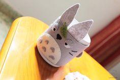 PDF PATRON E INSTRUCCIONES Cubretazas de Totoro por LunaticparkEtsy, €3.20