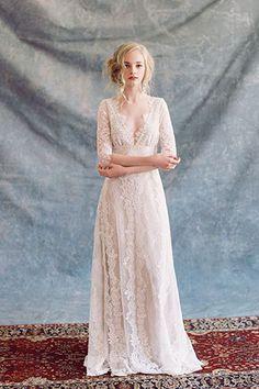 бохо свадебные платья