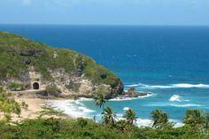 puerto rico trip spring break 2012 :) beach near camuy