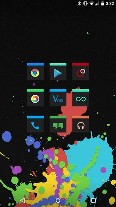 Icon Pack Android, Android Icons, Free Android, Android Apps, Free Icon Packs, Google Play, Packing, Bag Packaging