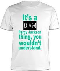 Percy Jackson Dam Tee