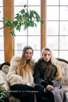 New Work, Photographed during Juno Blizzard 2015, Model Annabelle Wallin, Photographer Smita Jacob, Makeup Michaela Bosch