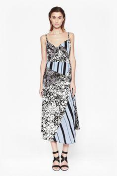 Freida Flower Wrap Dress - Sale - French Connection Usa