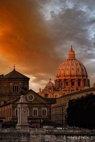 San Pietro, Roma Accomplished: 07/2013