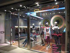 2006 _ Custo BCN Flagship Store - C/Fuencarral 29, Madrid / www.aureolighting.com - Rafael Gallego