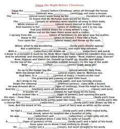 1000+ images about Mad libs on Pinterest | Mad libs, Funny mad libs ...